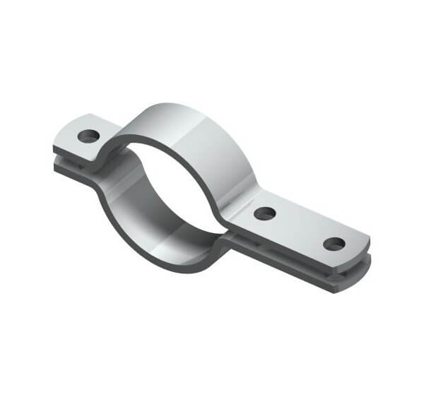 Industrial pipe clamp Type 3567 B (similar to DIN 3567 B)