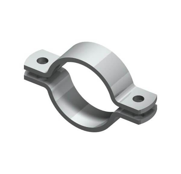 Industrierohrschelle Typ 3567 A (ähnl. DIN 3567 A)