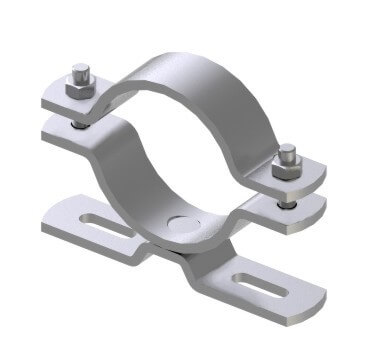 Pipe clamp Type 114-602