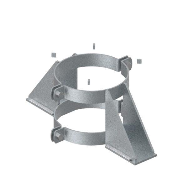Gleitunterstützung Typ 186 V
